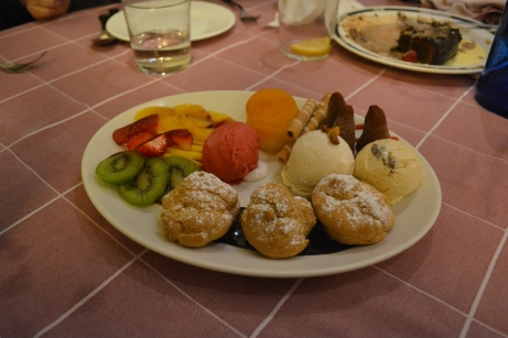 Delicacies in Spain