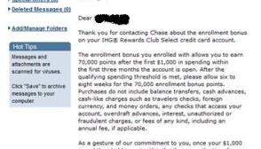 $450 bonus for opening a new Chase Checking and Savings