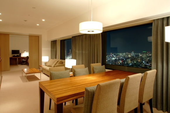 ana crown plaza japan