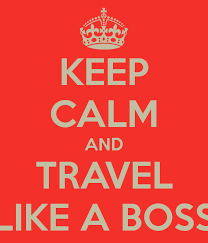 travel like a boss