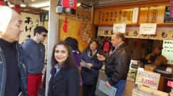 Street food at its best, Tokyo, Japan